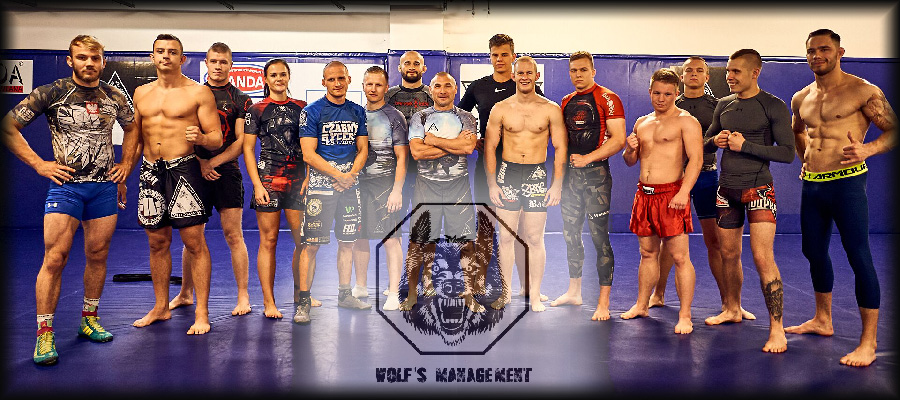 Silesian Cage Club łączy siły z Wolf's Manegnent
